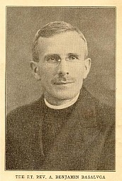 Past Rector Fr. Benjamin Basalyga, later Bishop Benjamin of Pittsburgh and Bishop of Japan